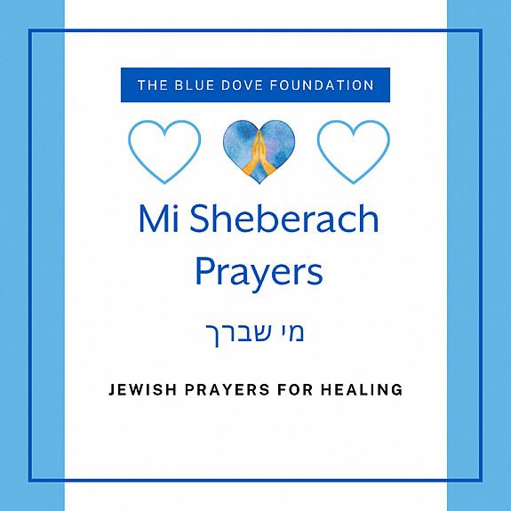 Mental Health Mi Sheberach Prayers