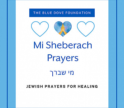 Mental Health Mi Sheberach Prayers