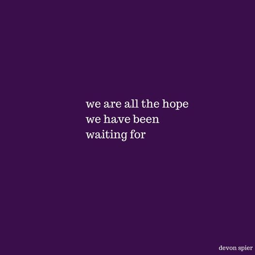 The Day Before the New Year: An Intention to Hold and Honour Our Whole Selves Beautiful and Broken Just as We Are