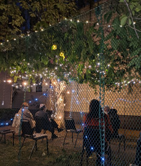 Blessing for Decorating the Sukkah