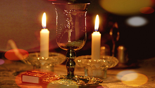 Kiddush with Gender Options