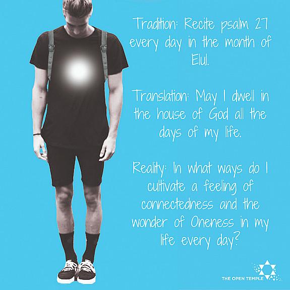 Tradition, Translation, Reality: Psalm 27